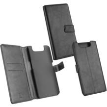 OZBO PU Tasche Diary Business schwarz komp. mit Samsung Galaxy A80