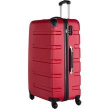 Packenger Koffer Marina L in Rot