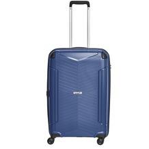"""Packenger Premium Koffer Silent 24"""" Dunkelblau"""