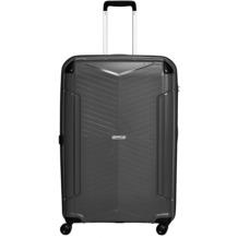 """Packenger Premium Koffer Silent 28"""" Schwarz"""