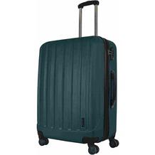 Packenger Premium Koffer Velvet XL in Dunkelgrün