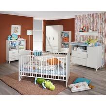 PACK'S Babyzimmer 3-tlg. Aik, 2 Schubkästen, alpinweiß, AR901.035N.70