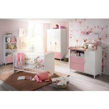 PACK'S Babyzimmer 3-tlg. Aik, 2 Schubkästen, Alpinweiß, AR932.035N.70