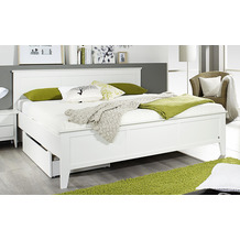 PACK'S Bett Rosenheim Alpinweiß 180x200 cm