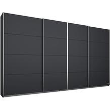 PACK'S Synchron-Schwebetürenschrank Syncrono Graumetallic 316x211x62 cm
