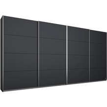 PACK'S Synchron-Schwebetürenschrank Syncrono Graumetallic 361x211x62 cm