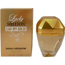 Paco Rabanne Lady Million Eau My Gold edt spray 50 ml