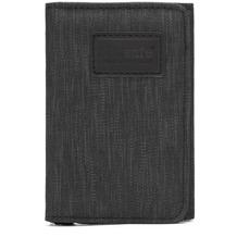 Pacsafe RFIDsafe Geldbörse RFID 8 cm carbon