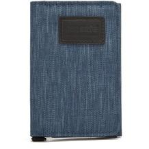 Pacsafe RFIDsafe Geldbörse RFID 8 cm dark denim