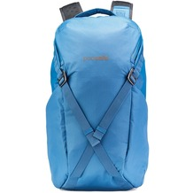 Pacsafe Venturesafe X24 Rucksack RFID 50 cm Laptopfach blue steel