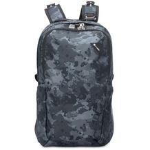 Pacsafe Vibe 25L Rucksack RFID 48 cm Laptopfach grey camo