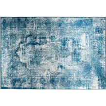Padiro Teppich Rhodin 425 Blau 120cm x 170cm