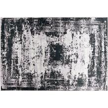 Padiro Teppich Rhodin 625 Schwarz / Weiß 120cm x 170cm