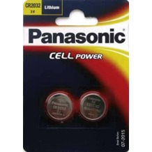 Panasonic CR-2032L/2BP 2er Blister, 3v