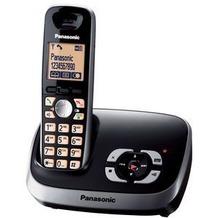 Panasonic KX-TG6521GB, schwarz