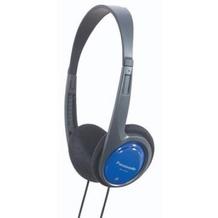 Panasonic Leichtbügel Stereo Kopfhörer RP-HT010, blau