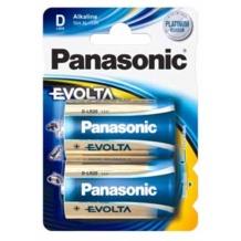 Panasonic LR20EGE/2BP Evolta 2er Blister,