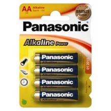 Panasonic LR6APB/4BP (AA) Alkaline Power 4er Blister,