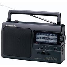 Panasonic Radio RF-3500, schwarz