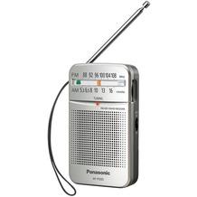 Panasonic Radio RF-P50DEG-S, silber
