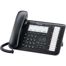 Panasonic Systemendgerät KX-DT546NE-B schwarz