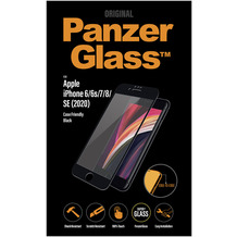 "PanzerGlass Apple iPhone 6/7/8/4.7"" 2020 Case Friendly, Black"
