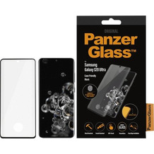 PanzerGlass CaseFriendly Fingerprint für Galaxy S20 Ultra black