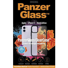 PanzerGlass ClearCase with BlackFrame for Apple iPhone 11