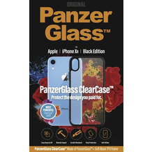 PanzerGlass ClearCase with BlackFrame for Apple iPhone XR