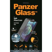 PanzerGlass E2E iPhone 12 Mini CF CamSlider Antibakt.