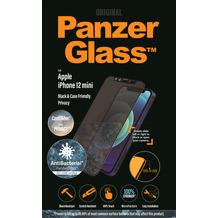 PanzerGlass E2E iPhone 12 Mini CF CamSlider Privacy Antibakt.