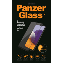 PanzerGlass E2E Samsung Galaxy A22 CF, Black