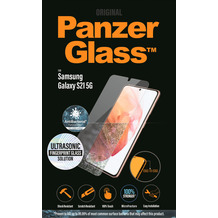 PanzerGlass E2E Samsung Galaxy S21 5G, CF, Antibakt, Black