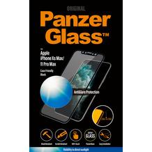 PanzerGlass E2E XS Max/11 Pro Max, CF, Anti-Glare, black