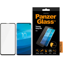 PanzerGlass Edge-to-Edge for Galaxy S10e black