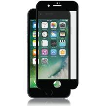 Panzer Full-Fit Tempered Glass Displayschutz - Apple iPhone 7 - schwarz
