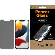 PanzerGlass iPhone 13 Privacy Antibakt., Standard Fit