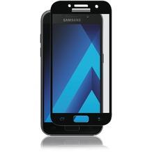 Panzer Full-Fit Tempered Glass Displayschutz - Samsung Galaxy A3 (2017) - schwarz