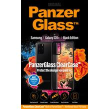 PanzerGlass PanzerGlass ClearCase mit Blackframe für Samsung Galaxy S20+