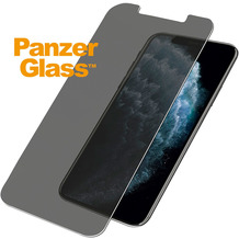 PanzerGlass Privacy for iPhone 11 Pro clear