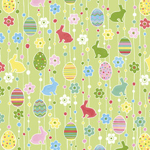 Paper+Design Servietten Tissue Easter Pleasure 24 x 24 cm 20er