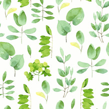 Paper+Design Servietten Tissue Fresh Leaves 33 x 33 cm 20er