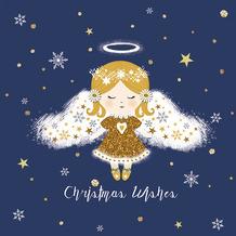 Paper+Design Servietten Tissue 33 x 33 cm Peaceful angel 20er Pack