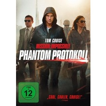 Paramount Mission: Impossible 4 - Phantom Protokoll [DVD]