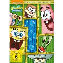 Paramount SpongeBob Schwammkopf - Die komplette Season 1 [DVD]