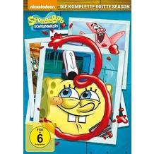 Paramount SpongeBob Schwammkopf - Die komplette Season 3 [DVD]
