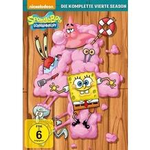 Paramount SpongeBob Schwammkopf - Die komplette Season 4 [DVD]
