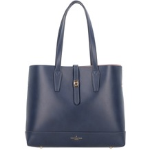 Pauls Boutique Avondale Evelyn Schultertasche 35 cm navy