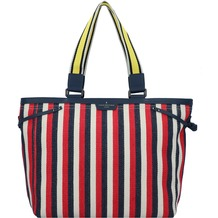 Pauls Boutique Godstone Jasmin Shopper Tasche 36 cm red   navy