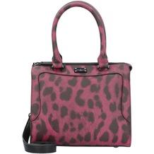 Pauls Boutique Hunter Schultertasche 21 cm raspberry leopard